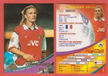 Arsenal Emmanuel Petit France